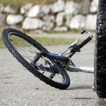 Personenschaden mit Fahrrad